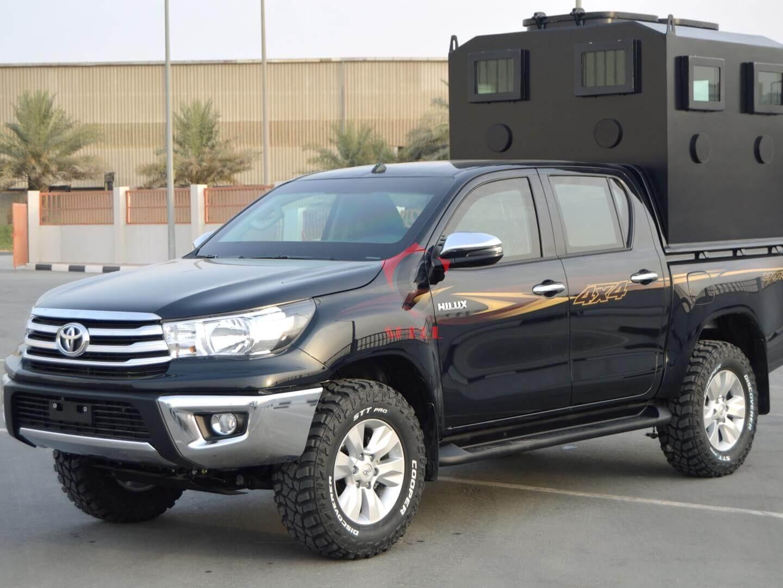 Toyota Hilux Cash In Transit