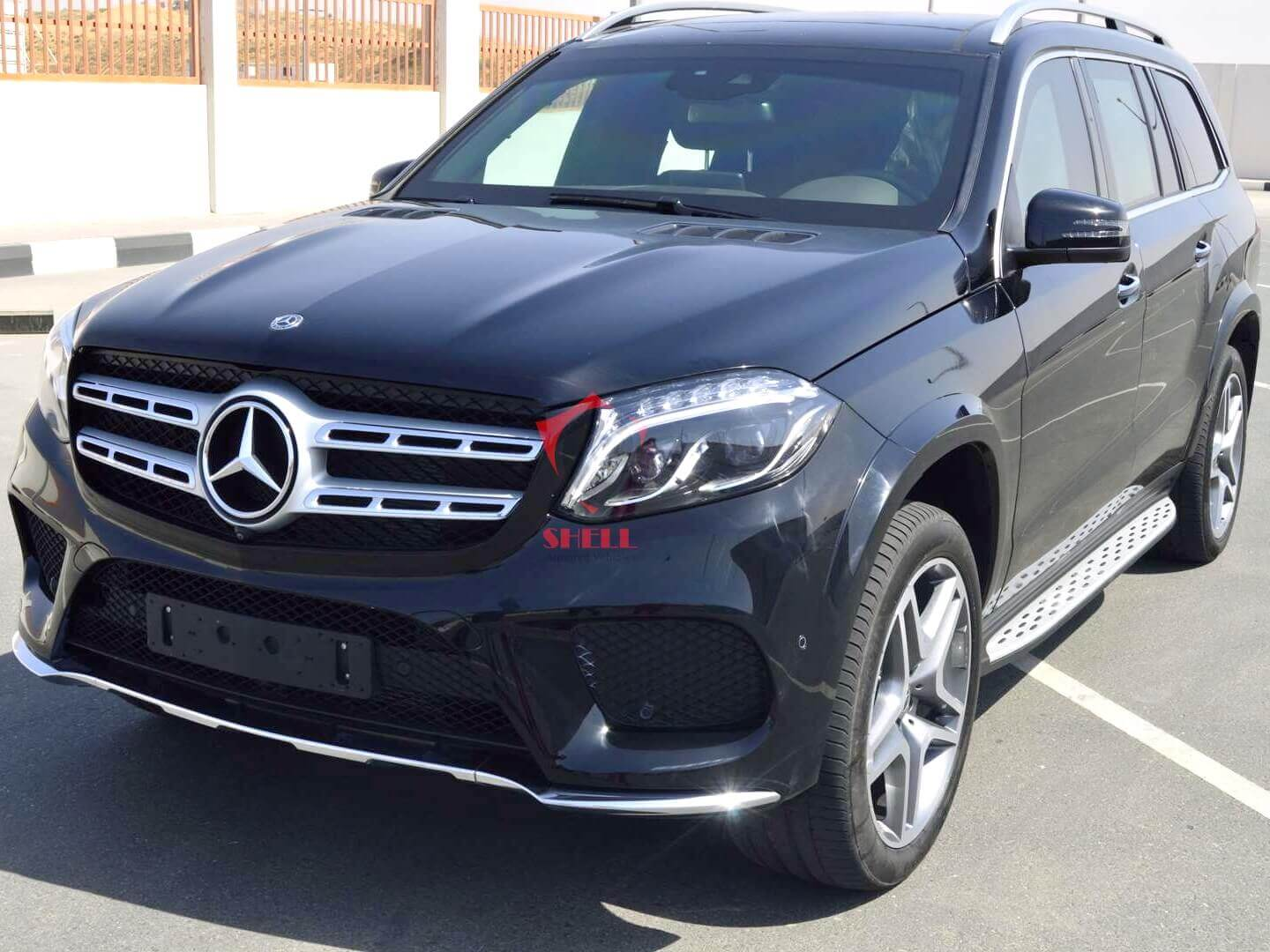 Armored Mercedes-Benz GLS