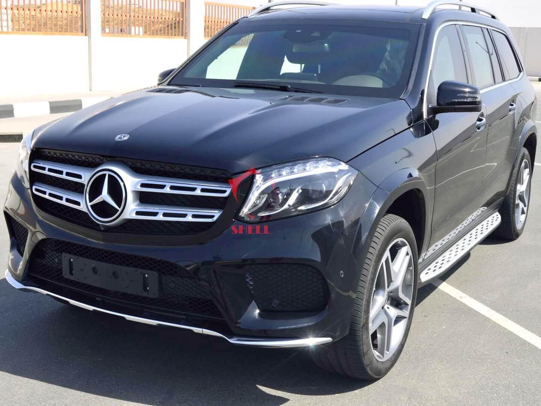 Armored Mercedes-Benz GLS