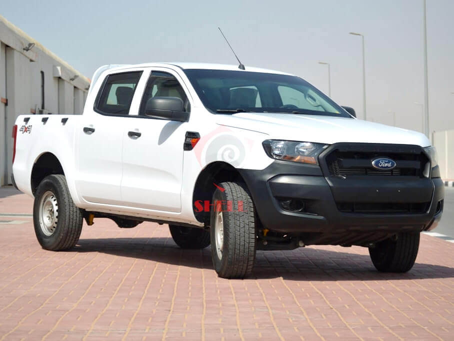 Armored Ford Ranger