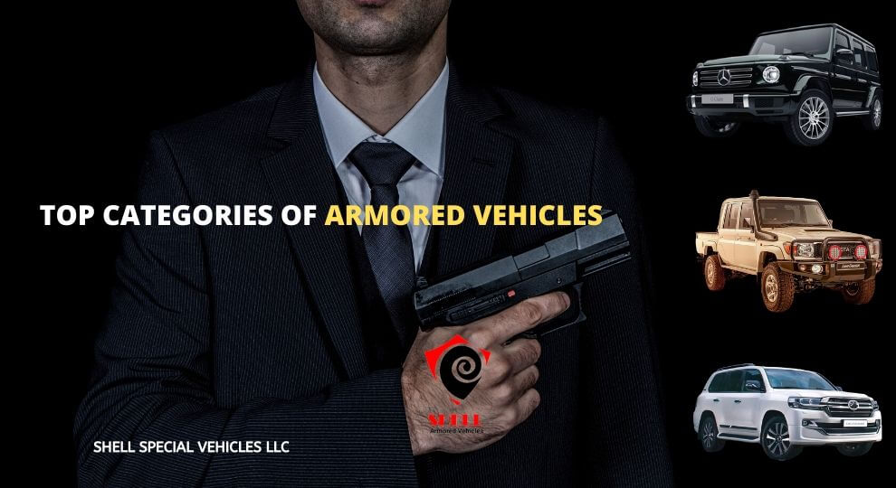 Armored Vehicles – The Most Sought Armored Vehicle Categories