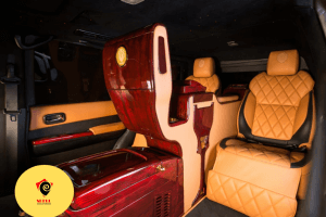Luxury Armored Cars |Comfort Seating|Luxurious Seating